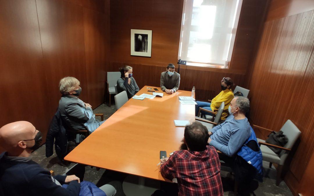 Criticamos la falta de apoyo del cuatripartito aragonés al sector cultural