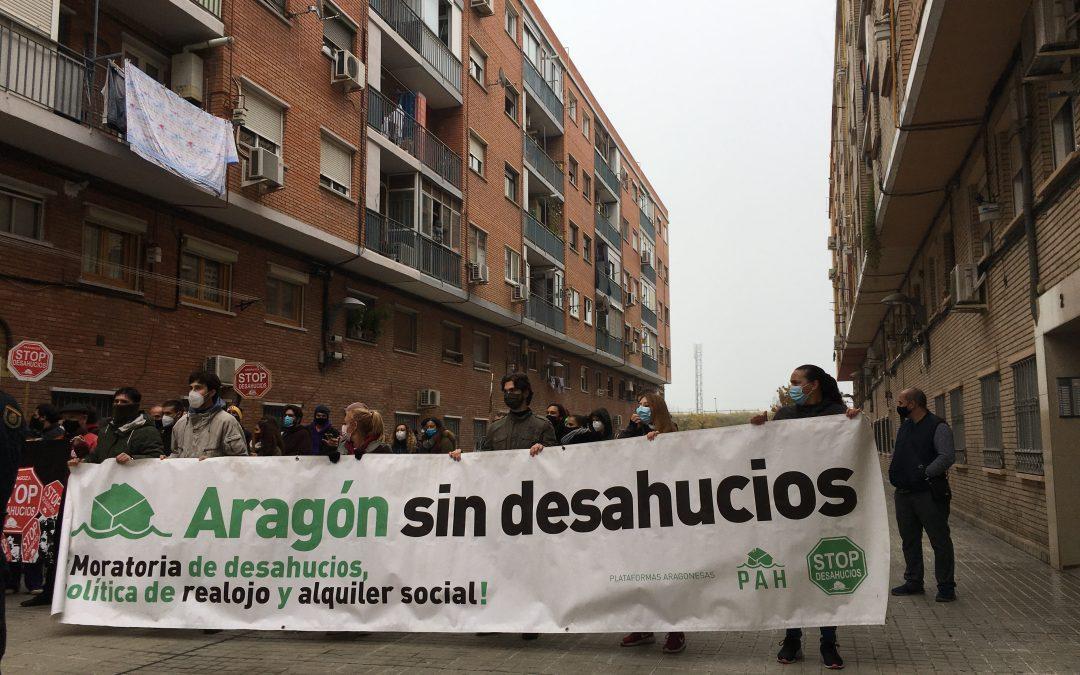 Nos adherimos al Manifiesto por el derecho a una vivienda digna