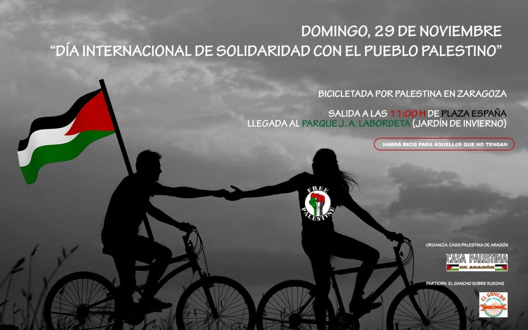"""Nos solidarizamos con el pueblo palestino y pedimos incentivar """"medidas políticas"""" para una """"causa política"""""""