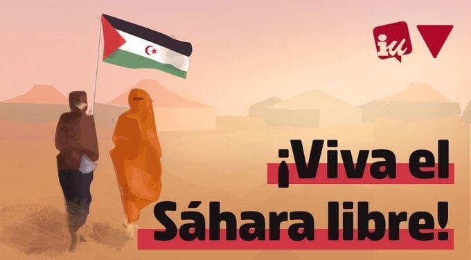 Exigimos  el fin de los ataques militares marroquíes a población civil saharaui