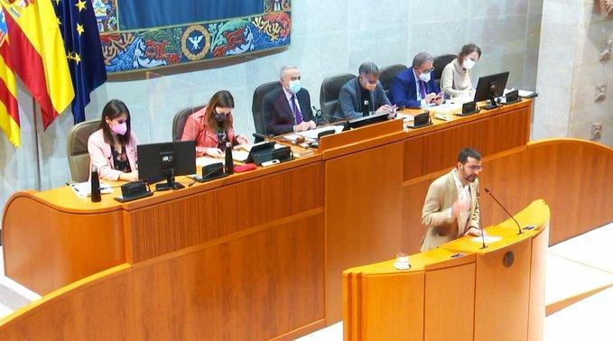 Mejoramos las cuentas de Aragón para 2021 con medidas para reforzar los servicios públicos que dan respuesta a derechos fundamentales y la justicia social