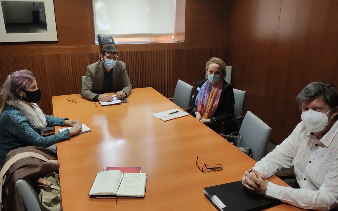 Impulsaremos iniciativas para el desarrollo del cohousing en Aragón