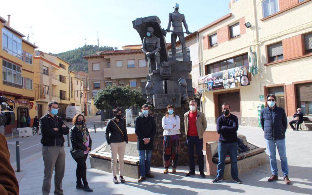 Exigimos el cumplimiento de los acuerdos tripartitos para el desmontaje de la central térmica de Andorra