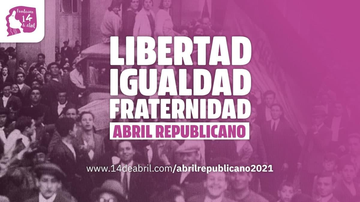 Abril Republicano: La República Española, maestras y maestros en Aragón