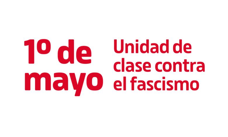 Manifiesto de Izquierda Unida federal por el 1 de mayo de 2021