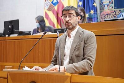 Aragón exigirá a Madrid la mejora de los servicios ferroviarios y, entre tanto, los deberá mantener, tras la aprobación de nuestra iniciativa