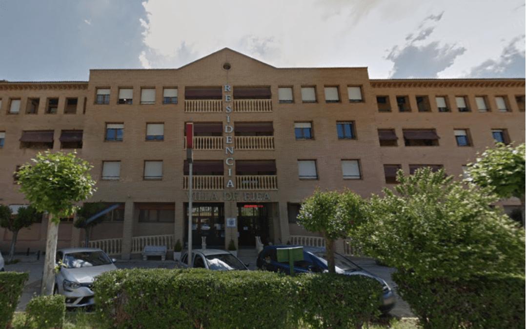 Exigimos la gestión pública de la residencia Villa de Ejea