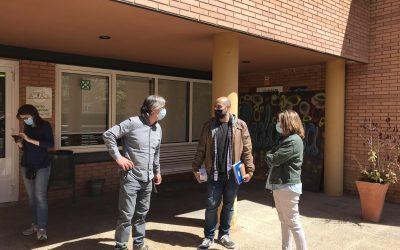 Ganar Teruel – IU reivindica más colaboración con los talleres de empleo de ATADI para trabajar en el mantenimiento de la ciudad