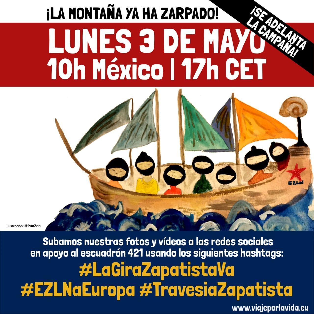 Gira Zapatista