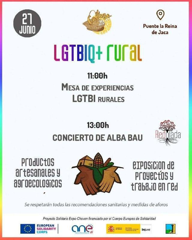 LGTBIQ+ Rural