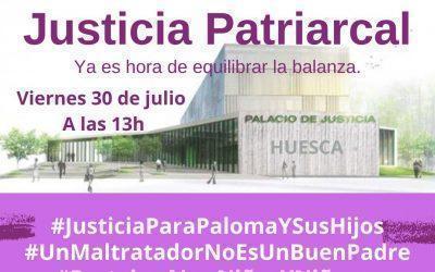 Exigimos justicia para Paloma Delgado y hacemos un llamamiento para participar en la concentración convocada mañana viernes