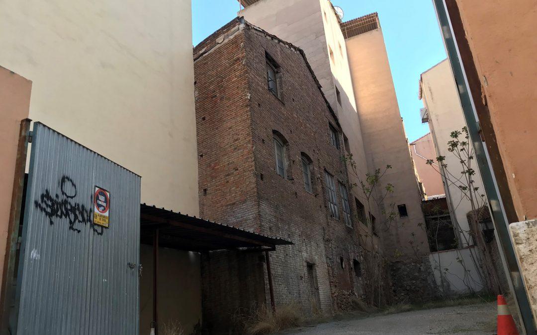 Ganar Teruel vuelve a reivindicar el acondicionamiento y rehabilitación de solares y espacios degradados