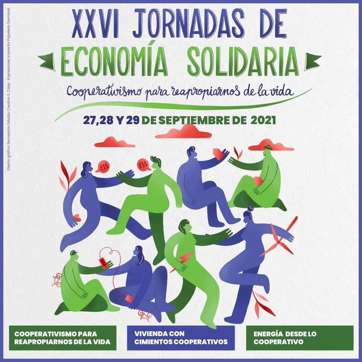 XXVI Jornadas de Economía Solidaria