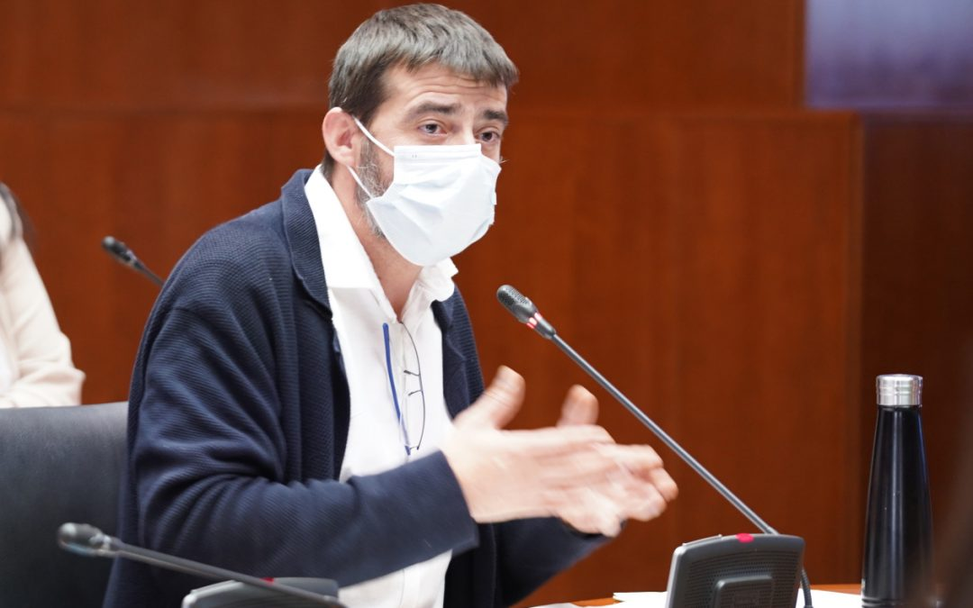 Las Cortes apoyan nuestra propuesta para instar al Gobierno de Aragón a mejorar proteger la salud y el medio ambiente de la contaminación de las aguas provocada por el sector porcino