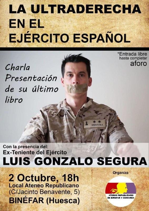 La ultraderecha en el ejército español