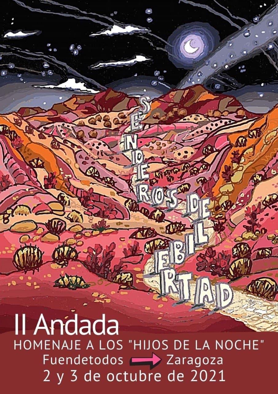 """II Andada, homenaje a los """"hijos de la noche"""""""