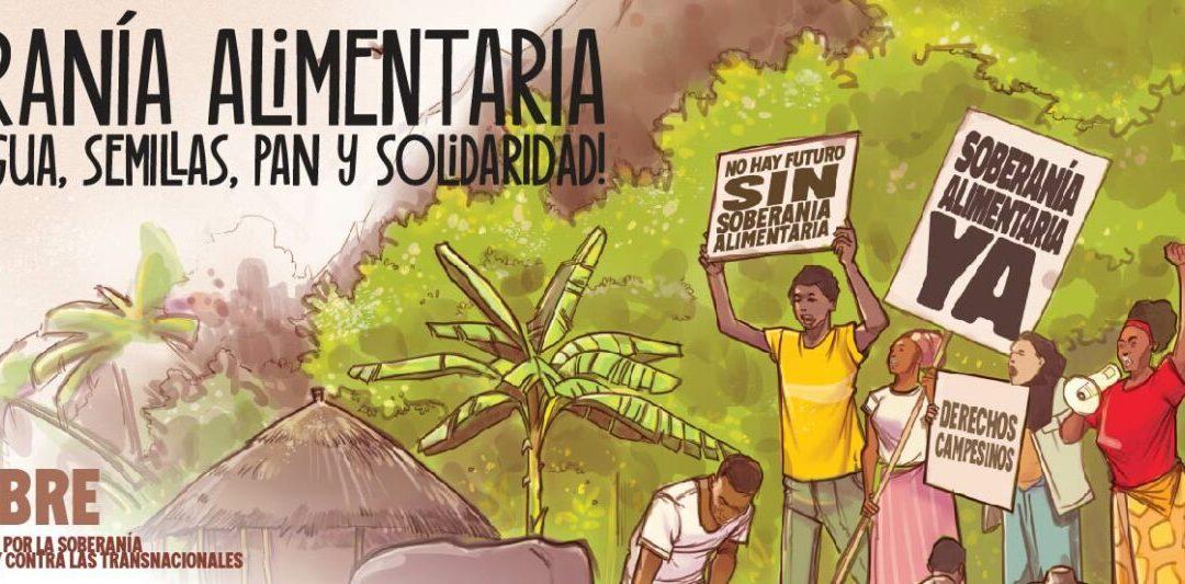 16 de octubre Día Mundial de la alimentación: Llamamiento mundial a la acción solidaria
