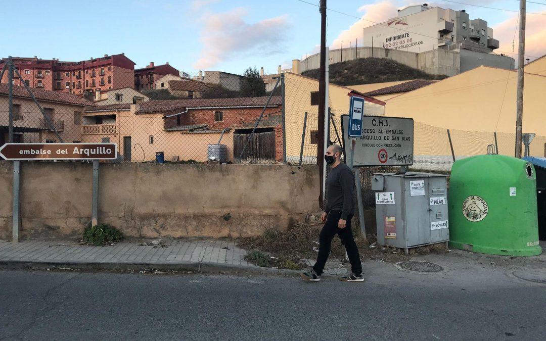Ganar Teruel reclama agilidad en los acuerdos sobre la limpieza de barrios rurales y la barredora prevista