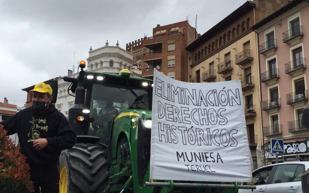 Ganar Teruel presentará una propuesta para apoyar al sector agrario y promover la agricultura familiar