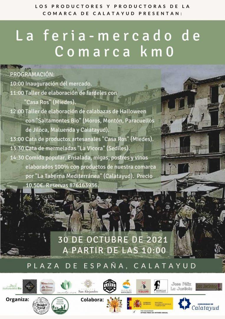 La feria-mercado de Comarca KM 0